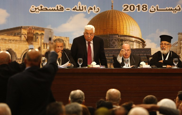 Netanyahu accuses Palestinian president of antisemitism