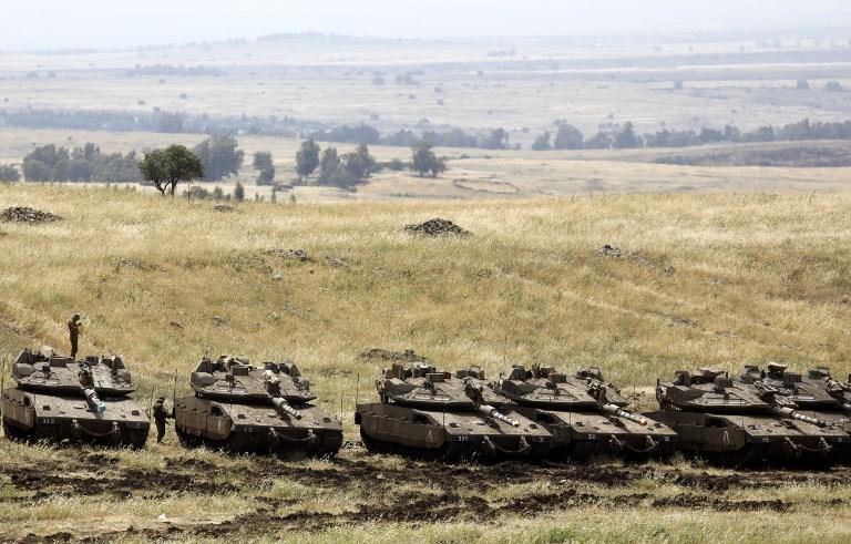 Syria: Iran says Israeli strikes 'violation of sovereignty'