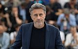 Polish director Pawel Pawlikowski poses during a photocall for the film 'Cold War (Zimna Wojna)' at the 71st edition of the Cannes Film Festival in Cannes, France, on May 11, 2018. (AFP Photo/Valery Hache)