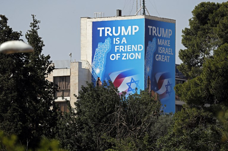 Israeli Soccer Team Adding 'Trump' To Name To Celebrate Embassy Move