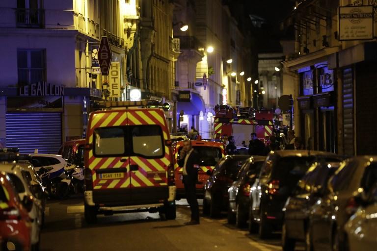 Knife-wielding attacker in Paris ID'd as Russian native