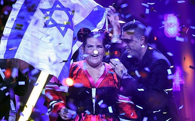 Image result for Netta Eurovision