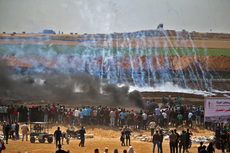 SA to downgrade embassy in Israel after Gaza deaths