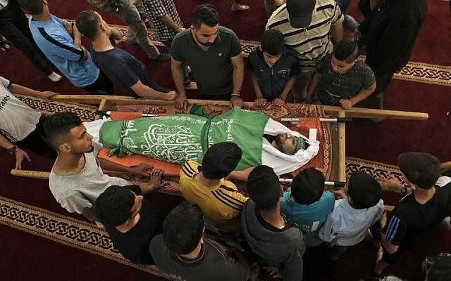 Cases of Killings of Palestinians Should Be Brought to Int'l Court - Ankara