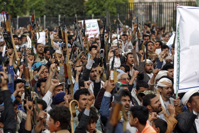 Treasury Department Sanctions Iranians That Assisted Yemen's Houthis