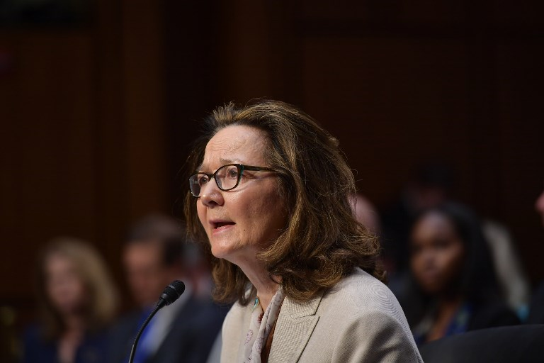 Controversial CIA director nominee confirmed by Senate