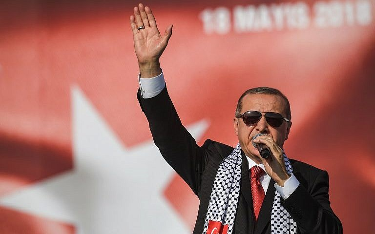 French magazine targeted over Erdogan 'the dictator' cover