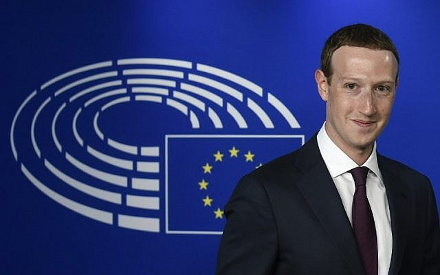 Facebook announces latest plan to protect user data just ahead of sweeping EU privacy law