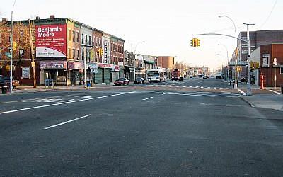 Coney Island Avenue, Brooklyn, NY. (Wikipedia)