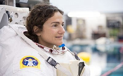 NASA astronaut Jessica Meir (James Blair/NASA)