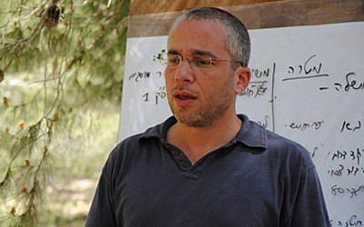 Yuval Kahan. (Courtesy: Bnei Zion pre-military academy)
