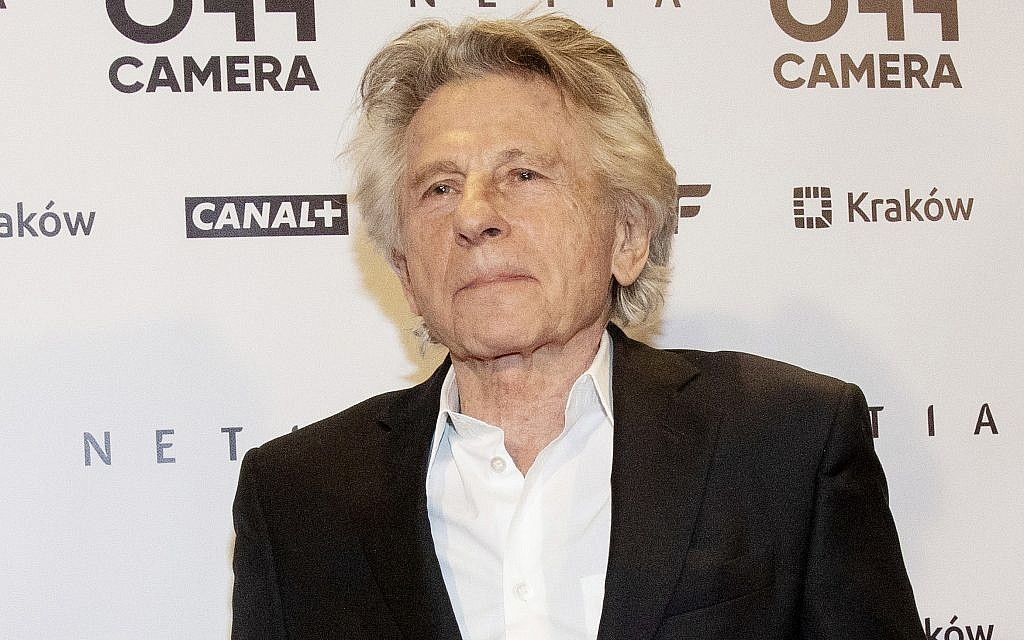Roman Polanski calls #MeToo movement 'collective hysteria