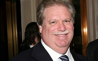 Elliott Broidy, February 27, 2008 (AP/David Karp)