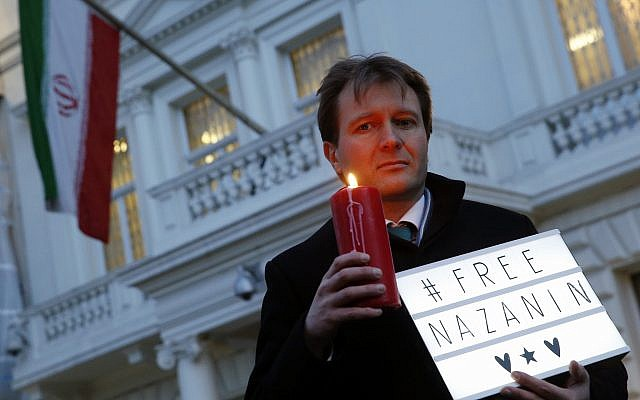 Nazanin Ratcliffe expected to face new charge in Iran