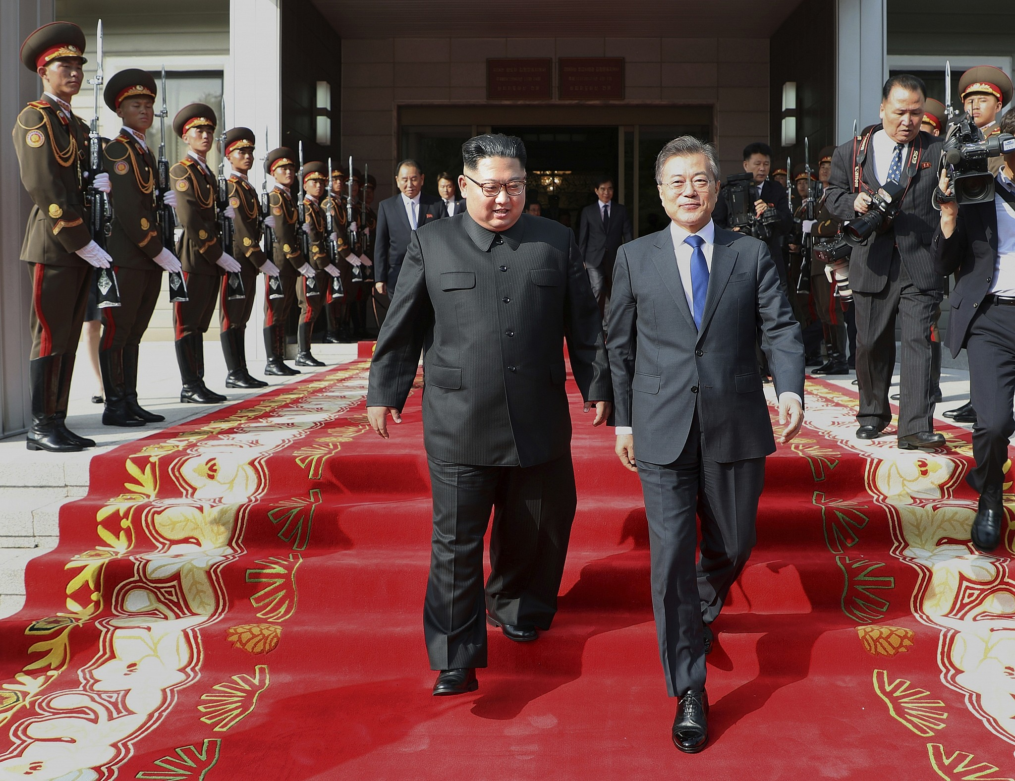 Kim remains skeptical about Washington's security pledge upon de-nuclearization - Moon