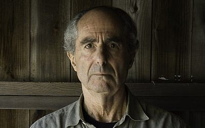 Philip Roth (Douglas Healey/AP)