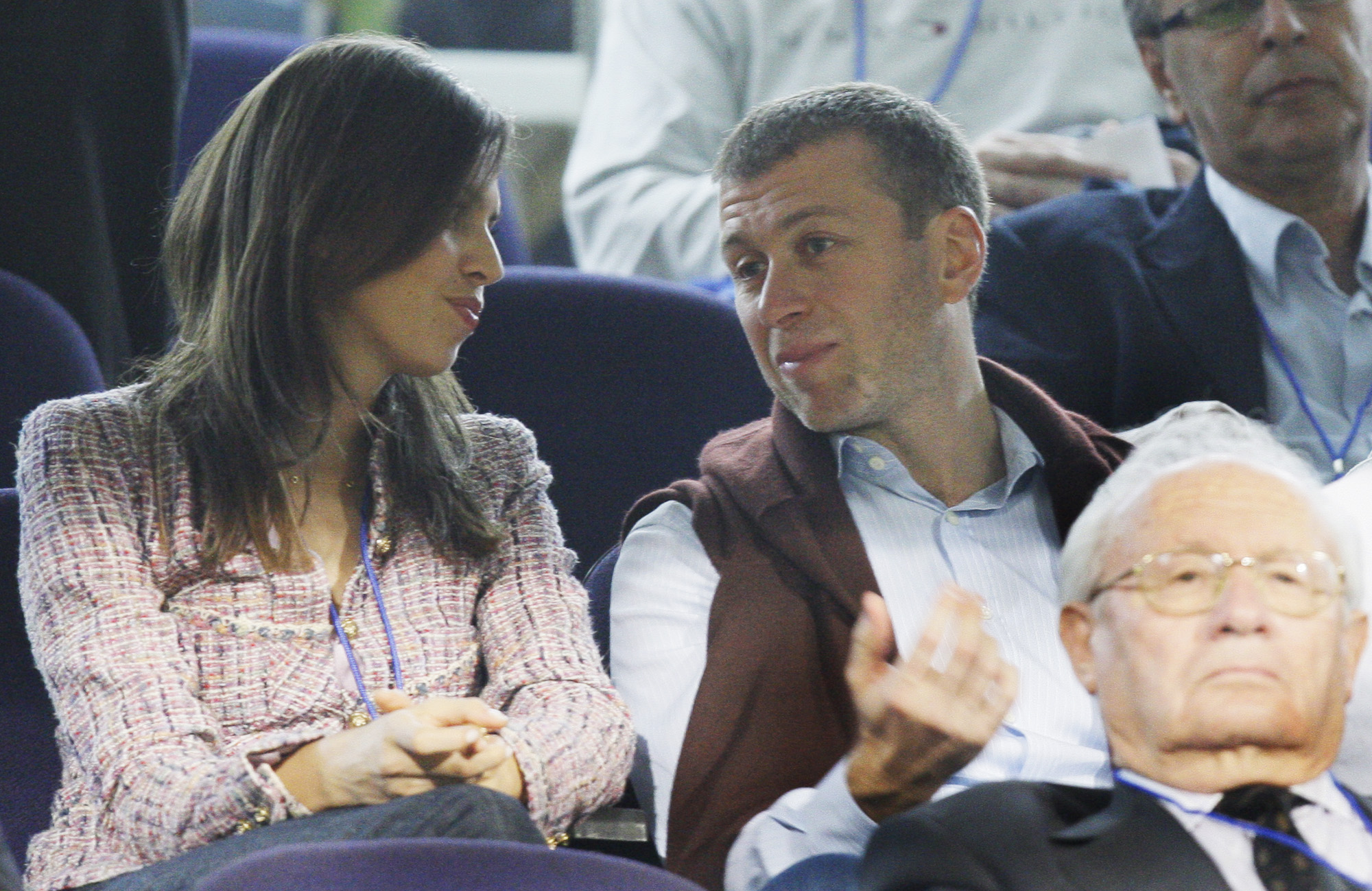 Russian Oligarch Abramovich Takes Israeli Citizenship