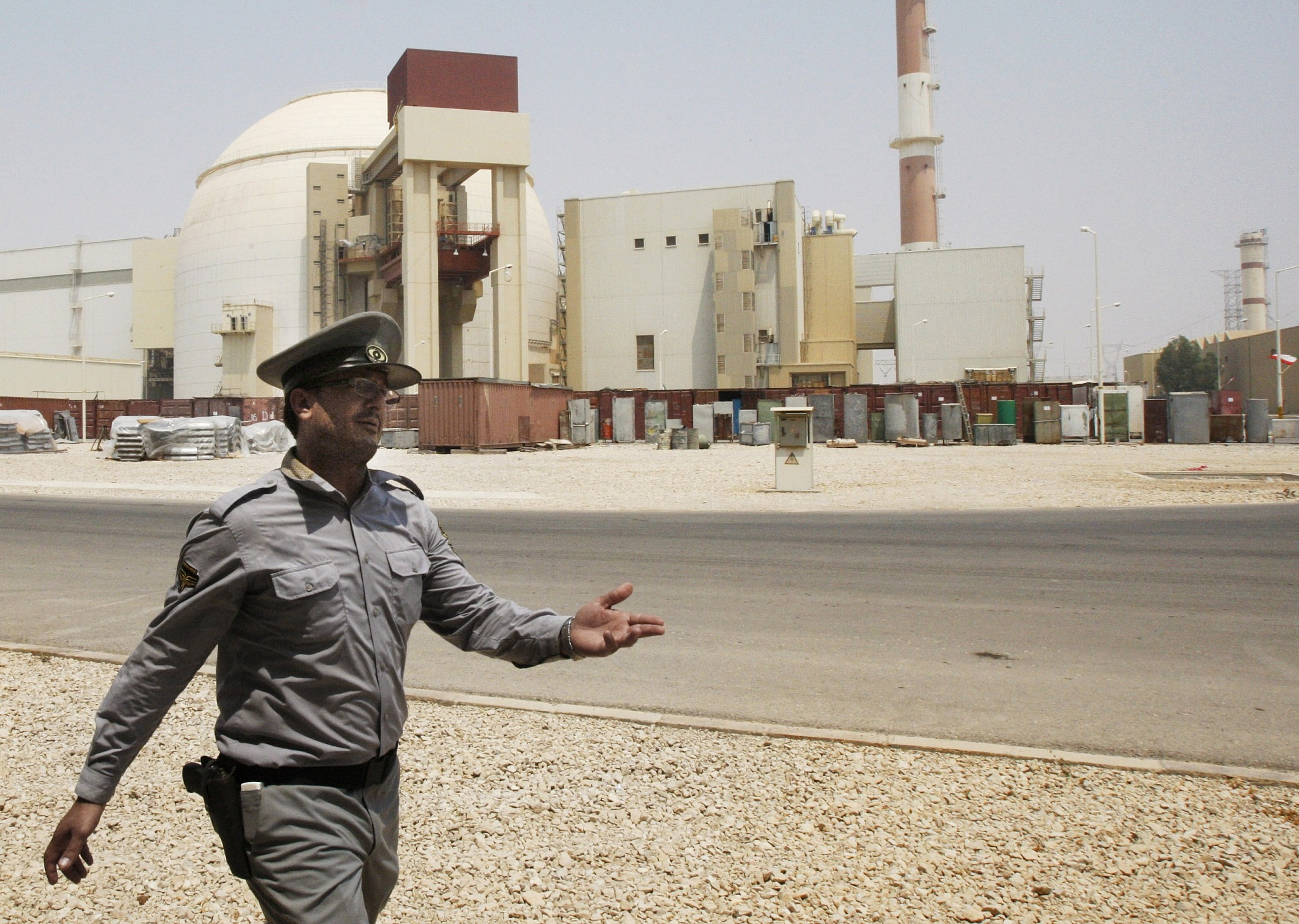 Iran natural disaster: 5.1-magnitude quake hits near Bushehr nuclear plant