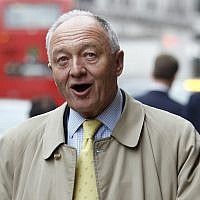 Former London mayor Ken Livingstone. (AP Photo/Kirsty Wigglesworth, file)