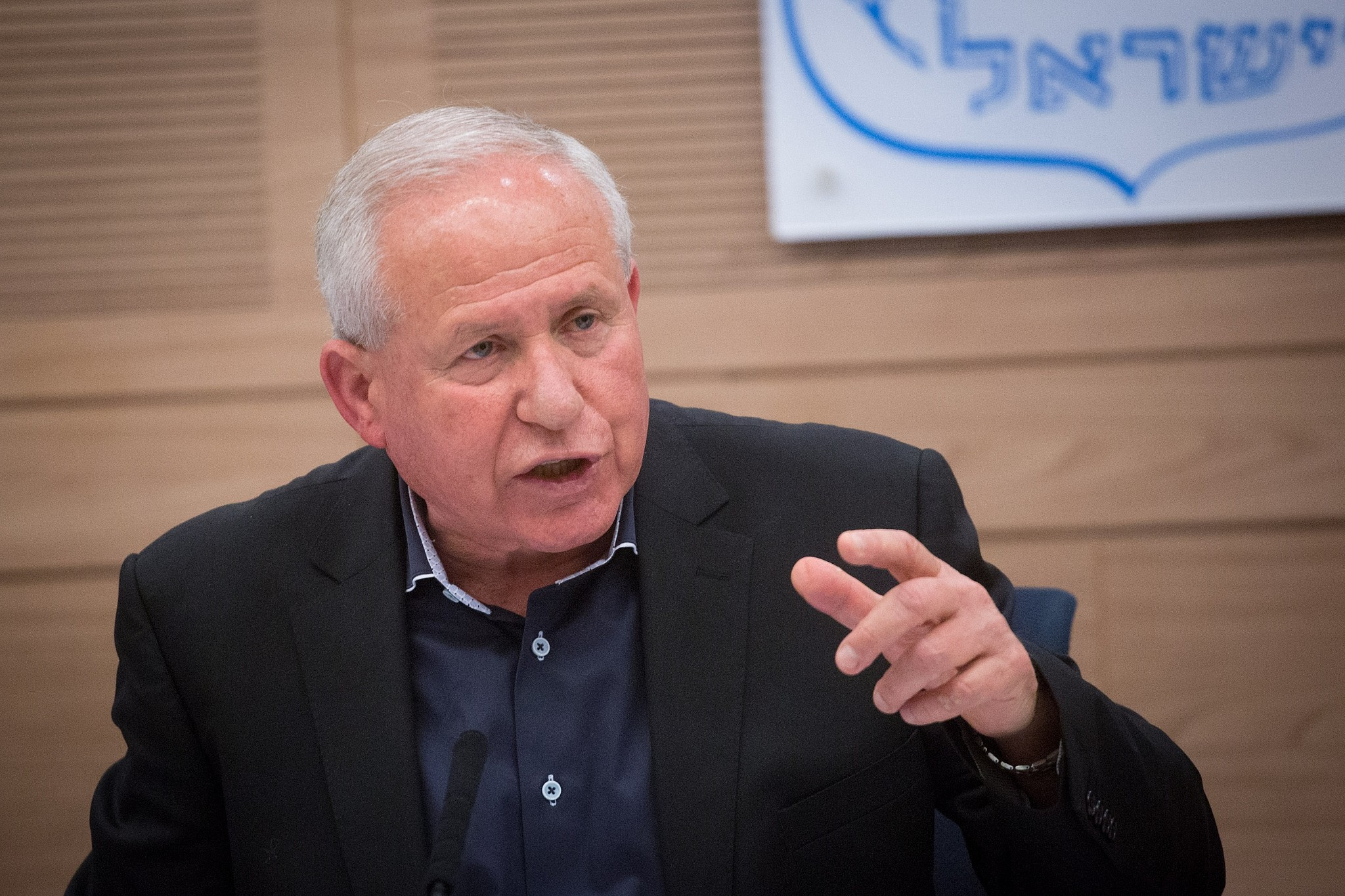 19Israeli PM Given Power to Declare War With Only Defense Minister's Approval