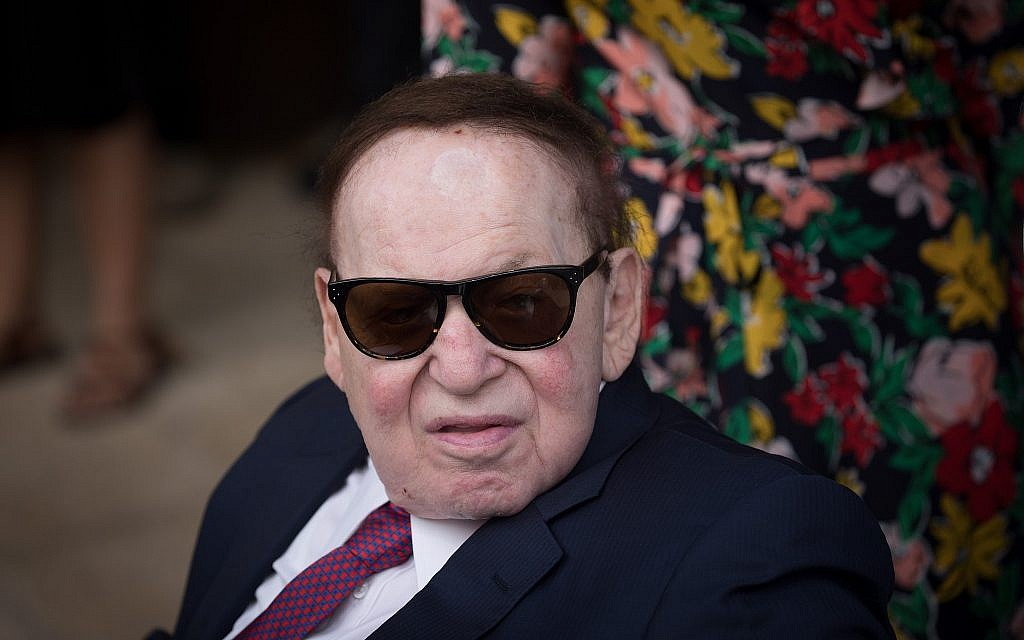 Sheldon Adelson sees casino opportunities in North Korea ...