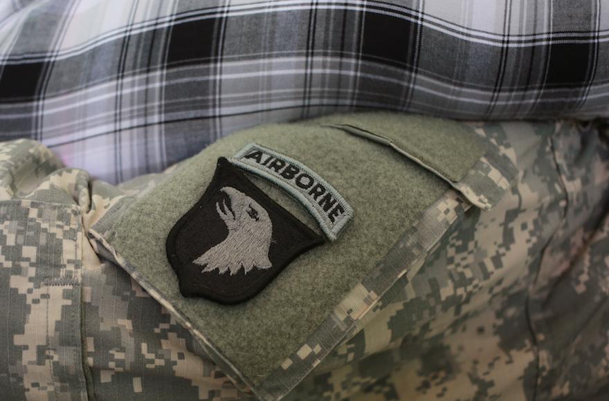 US Army base investigates dismissal of volunteer Jewish lay