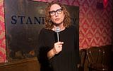 Comedian Judy Gold. (Courtesy)