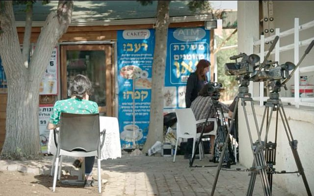 In new film, Tel Aviv leftist picks up and moves to a West