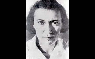 Pvt. Livka Shefer, whose remains were located by the Israeli military nearly 70 years after she was killed in the 1948 War of Independence. (Israel Defense Forces)