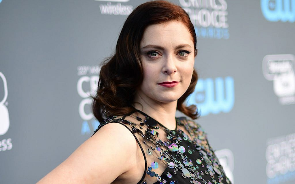 Rachel Bloom on Michelle Wolf, her first film and post
