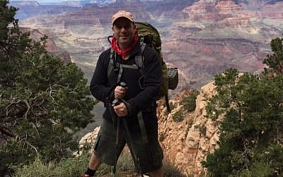 Amir Faintuch, an Israel-born US citizen who loves hiking, diving and skiing, will be in charge of finding Intel Corp.'s next big investment (Courtesy)