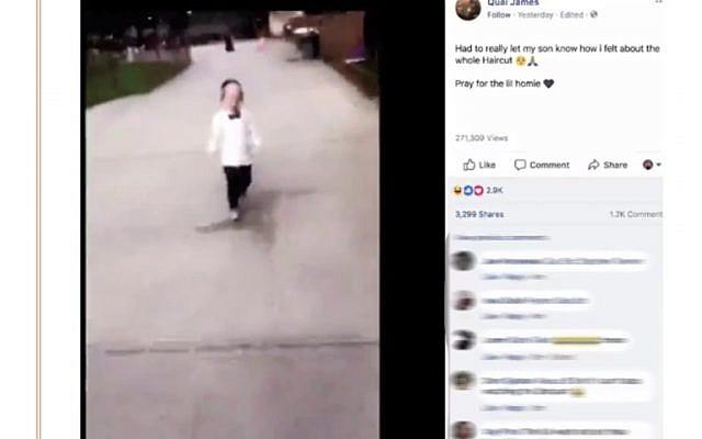New York Man Apologizes For Viral Video Mocking Hasidic Boy The