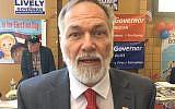 Pastor Scott Lively, Republican gubernatorial candidate for Massachusetts. (Screen capture: YouTube)