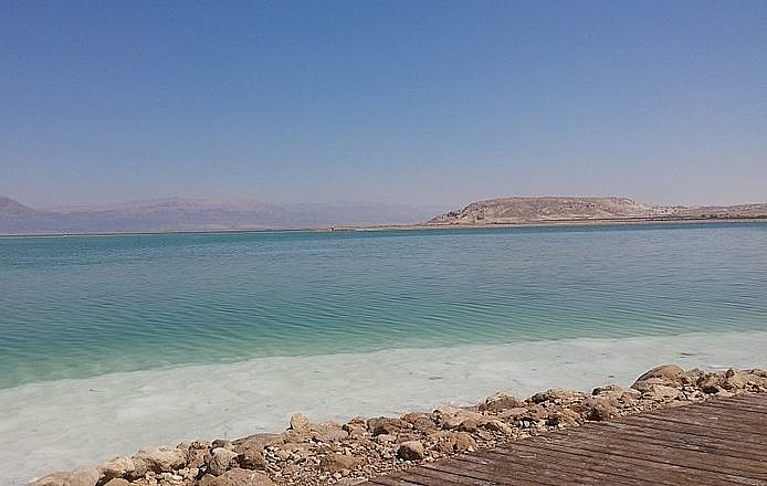 Remarkable, very Nude bathing dead sea isreal