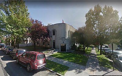 Yeshivath Shaar Hatorah Grodno in Queens. (Screen capture: Google Maps)