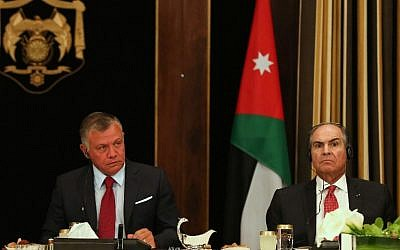 New govt. must review entire tax system: Jordan king