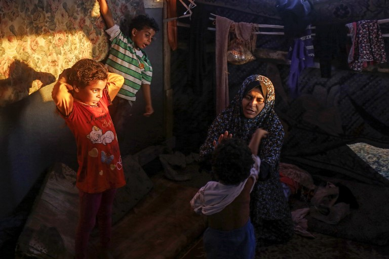 Deaths by Israeli fire darken Eid al-Fitr holiday in Gaza