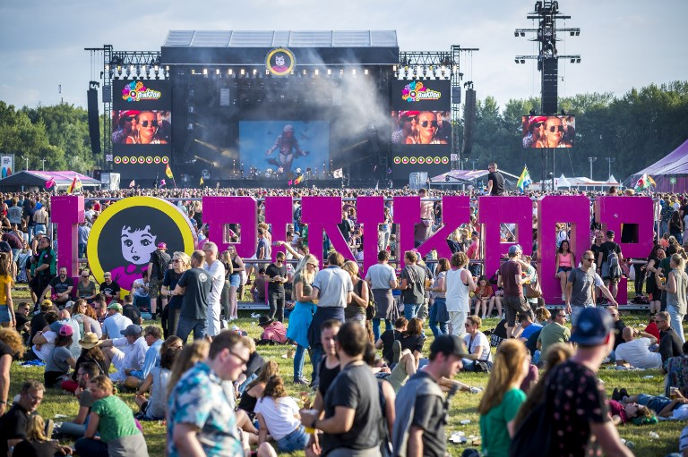 Dutch 'Pink Pop' festival: One dead in bus hit-and-run