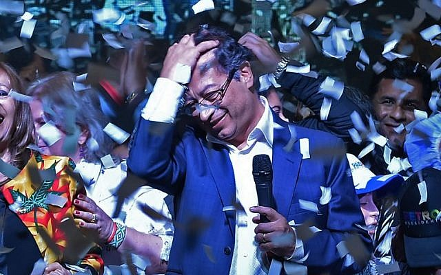 New Colombian president open to moving embassy to Jerusalem
