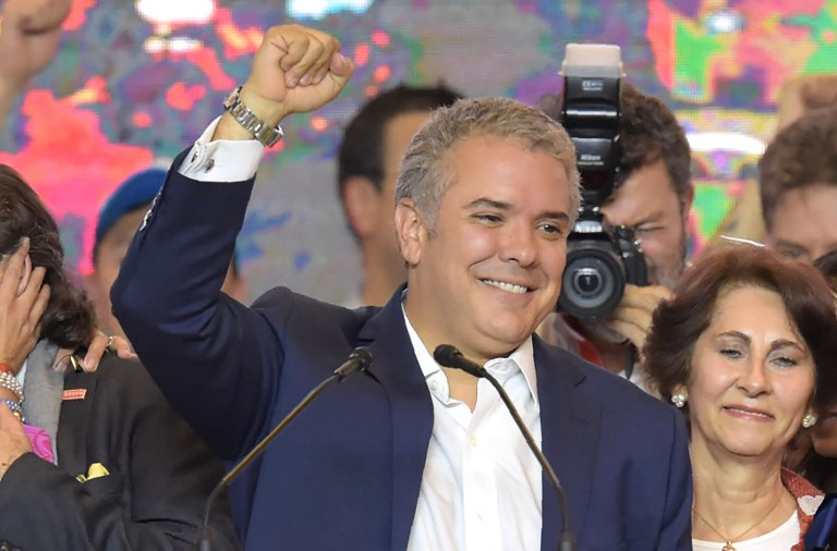 new colombian president open to moving embassy to jerusalem the