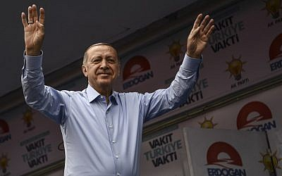 Erdogan Wins Another Term as Turkey's President