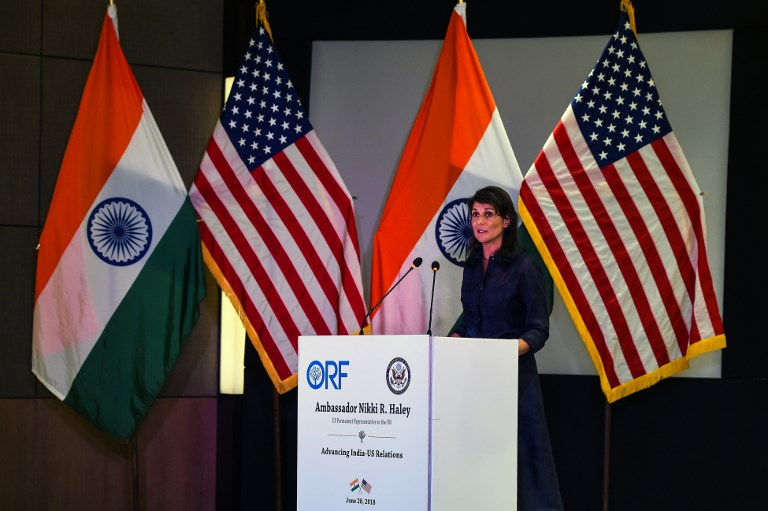 U.S. says India talks 'a priority' after postponing twice