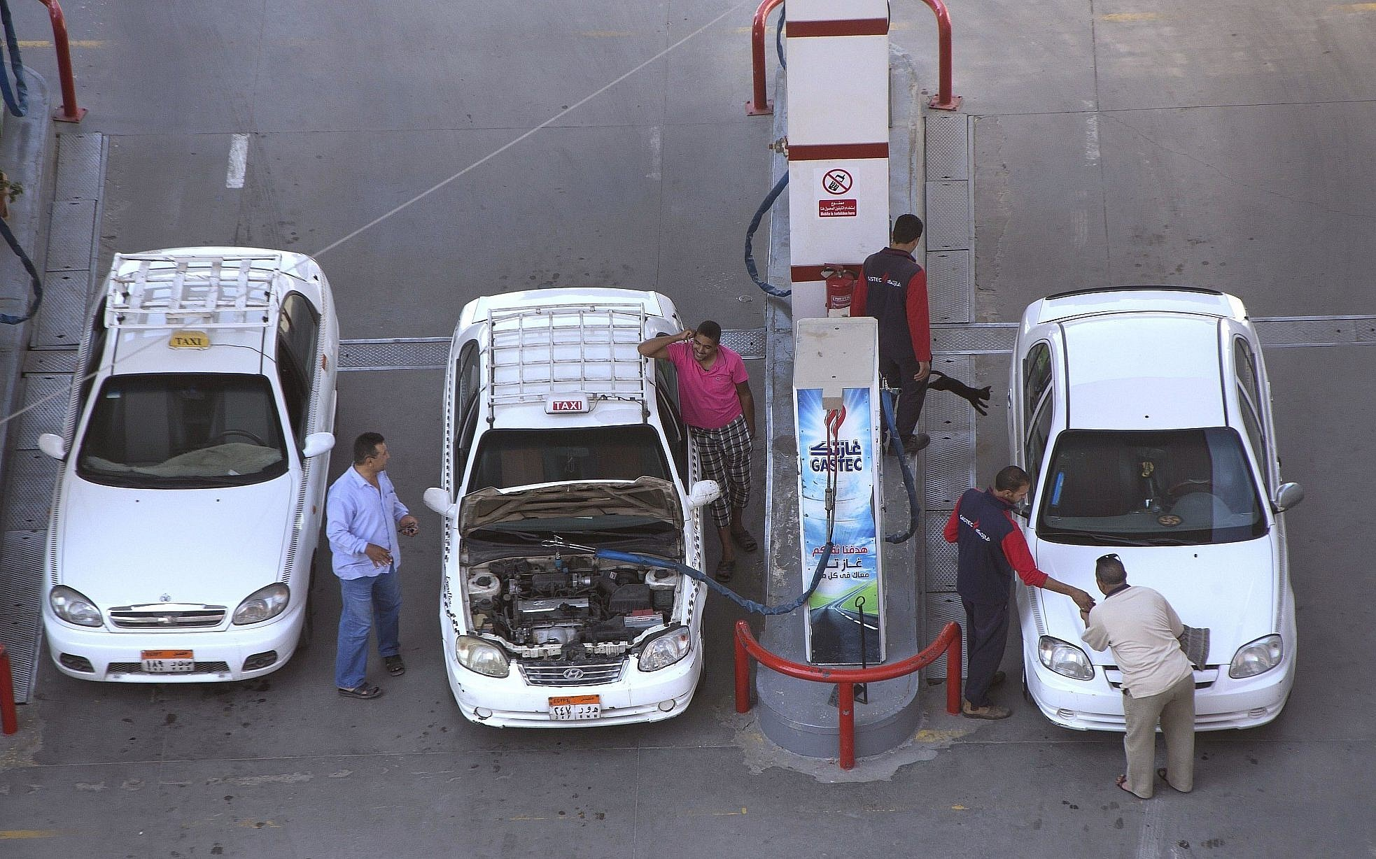 Egypt raises petrol prices by up to 50%