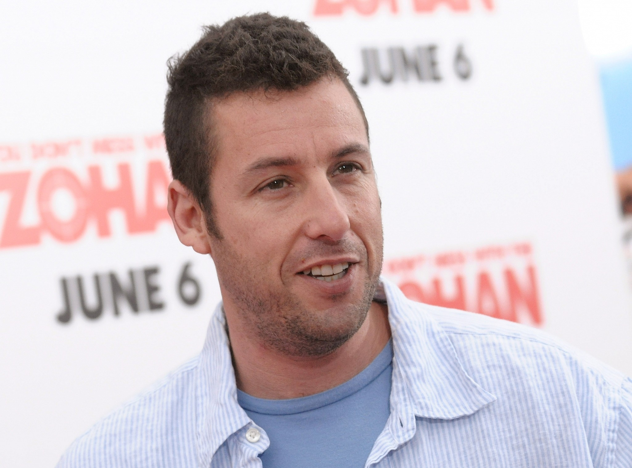 You Don't Mess With the Zohan' was Adam Sandler's liberal