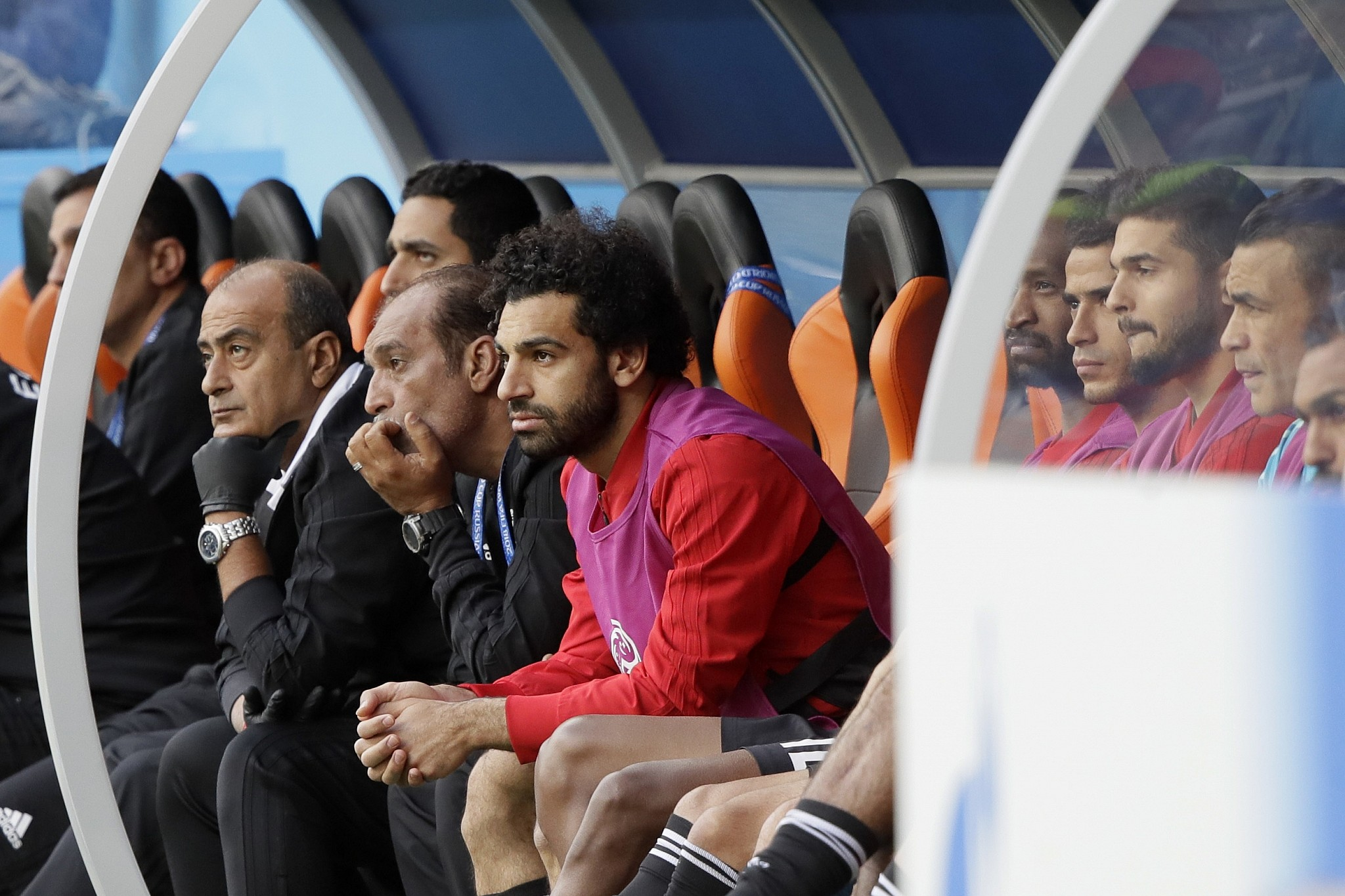 Egypt did not want to 'risk' Salah coach