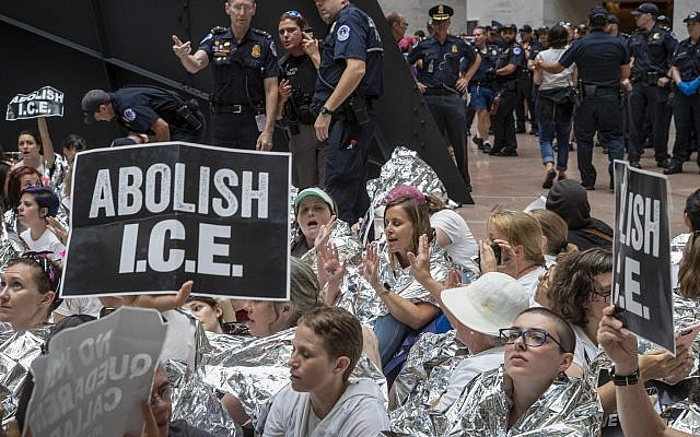 Almost 600 People Arrested Protesting Trump Immigration Policies