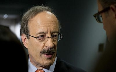 Rep. Eliot Engel, D-N.Y. (AP Photo/Carolyn Kaster)