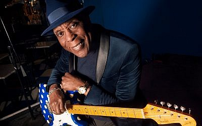 Blues musician Buddy Guy in 2018. (Paul Natkin)