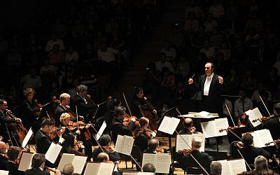 Illustrative: Charles Dutoit and the Philadelphia Orchestra in Tianjin. (Wikipedia)