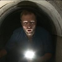 CNN's Ian Lee tours a Palestinian Islamic Jihad tunnel under the Gaza Strip. (YouTube)